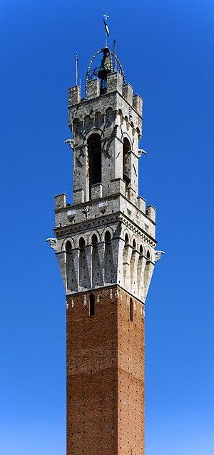 Torre del Mangia - Torre del Mangia.