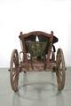 Torstenssons fältvagn, bakifrån - Livrustkammaren - 56699.tif