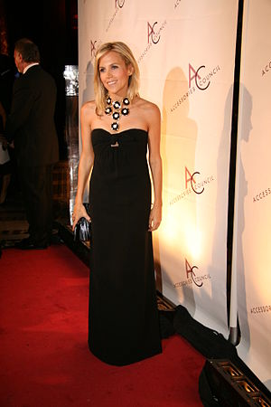 Tory Burch (company) - Burch at the 2007 Accessories Council Excellence Awards