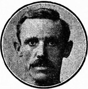 Tosher Underwood - Underwood while with Brentford in 1906.
