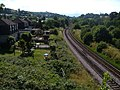 Totnes, the main line to Plymouth - geograph.org.uk - 212841.jpg