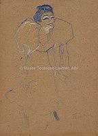 Toulouse-Lautrec - LA GITANE, THEATRE ANTOINE, 1900, MTL.213.jpg