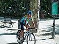 Tour de France - Etape 4 - Montpellier - Sergio Paulinho - Equipe Astana by Mikani.jpg
