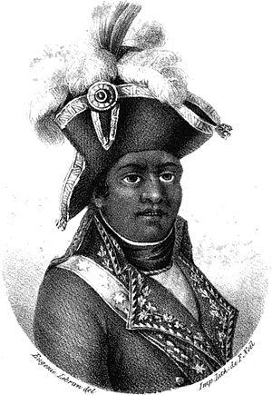 English: Toussaint Louverture
