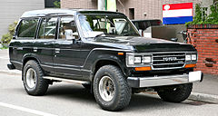 Toyota Land Cruiser J60