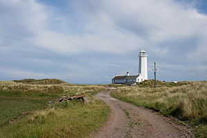 Timeline of Barrow-in-Furness - Walney Lighthouse superseded the port and new town of Barrow upon completion in 1804