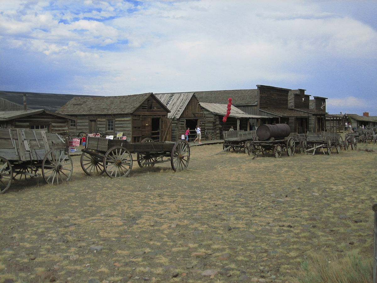 Old Trail Town Wikipedia