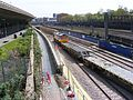 Train carrying track for Crossrail London 16.JPG