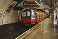 Train leaving Borough underground station - geograph.org.uk - 1522079.jpg