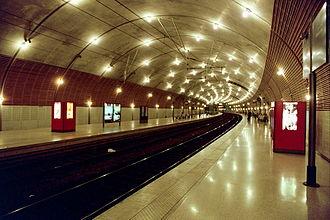 Transport in Monaco - Monaco Monte Carlo station