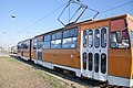 Tram in Sofia in front of Central Railway Station 2012 PD 064.jpg