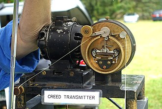 Creed & Company - Image: Transmitter, Creed & Co. New England Wireless & Steam Museum East Greenwich, RI DSC06594