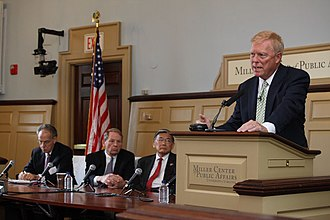 Dick Gephardt - Gephardt speaking in 2009