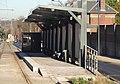 Travaux de la branche vers Vieux-Condé de la ligne B du tramway de Valenciennes en décembre 2013 (269).JPG