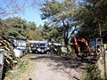 Traveller site, above Ideford - geograph.org.uk - 1532981.jpg