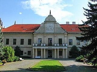 Trebišov Town in Slovakia
