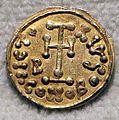 Tremisse di romoaldo II, duca longobardo di benevento, 706-731, 02.jpg