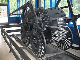 Trevithick1803Locomotive