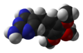Trimethoprim-from-hydrochloride-xtal-1984-3D-vdW.png