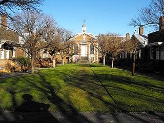 Grade I listed almshouse in London Borough of Tower Hamlets, United Kingdom
