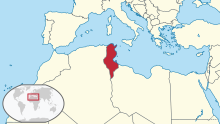 Tunisia in its region.svg
