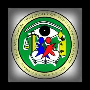 Technological University of the Philippines – Taguig - TUP-Taguig Supreme Student Council Logo