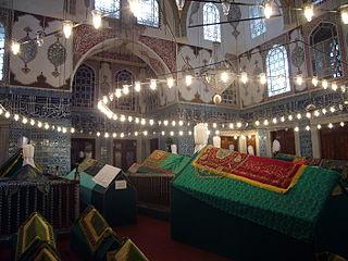 Mihrişah Kadın Mother of Ottoman sultan Mustafa III