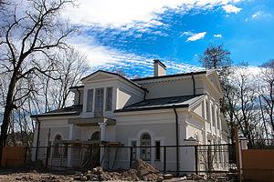 Karol Podczaszyński - Tuskulėnai manor palace
