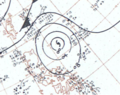 Typhoon Hester April 11, 1966 surface analysis.png