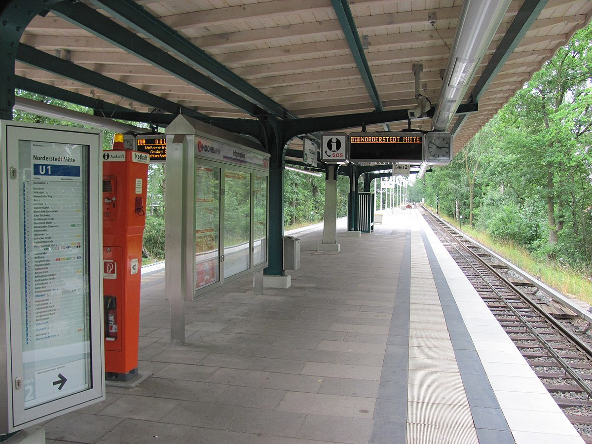 hoisb ttel hamburg u bahn station gpedia your encyclopedia. Black Bedroom Furniture Sets. Home Design Ideas