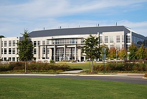 University of Alabama System - Shelby Center for Science and Technology at UAH