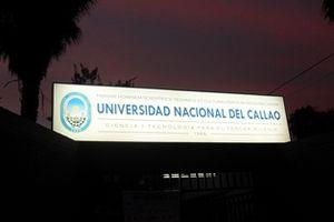 National University of Callao - Universidad Nacional del Callao.