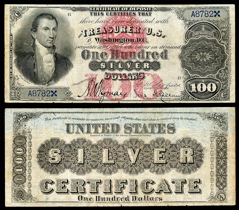 United States One Hundred Dollar Bill Wikipedia