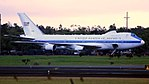 USAF E-4B 75-0125 at Hilo International Airport, December 2013.jpg