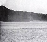 USAF Sikorsky CH-53 tries to land Koh Tang island, Cambodia, under heavy fire, 15 May 1975.jpg