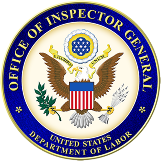 United States Department of Labor Office of Inspector General