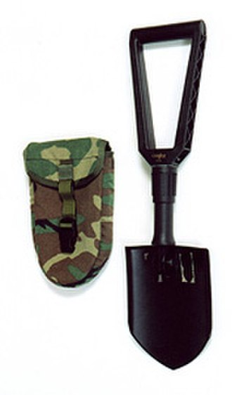Fiskars - Military entrenching tool manufactured by Fiskars for the US Marines