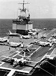 USS Enterprise (CVAN-65) flight deck view off Vietnam 1966.jpeg