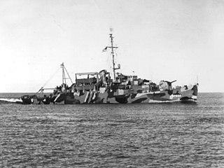 USS <i>Gosselin</i> (APD-126)