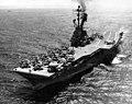 USS Kearsarge (CVS-33) underway off Hawaii in July 1966.jpg