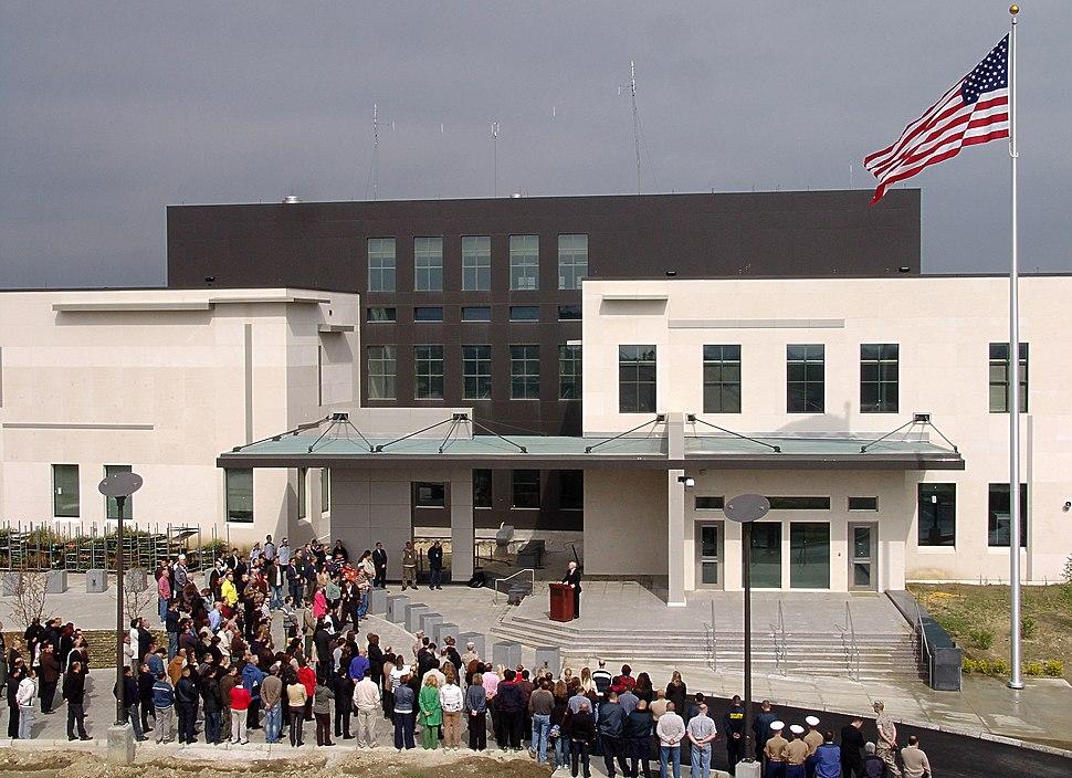 US Embassy in Skopje