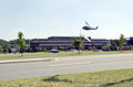 US Military helicopters, this one a UN-1N, land at Bolling Air Force Base, D.C., Sept 010911-F-EK235-008.jpg