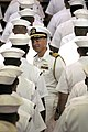 US Navy 021011-N-3228G-005 Personnel inspection aboard Naval Station Pearl Harbor.jpg