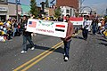 US Navy 030510-N-6477M-304 Members of the Everett-Iraqi community joins in on the parade honoring Sailors of the USS Abraham Lincoln (CVN-72) and their families.jpg