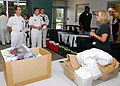 US Navy 090903-N-2903M-001 Sailors from Navy Recruiting District Nashville, Naval Operational Support Center Knoxville and various other commands prepare to deliver food as part of the Meals on Wheels program.jpg