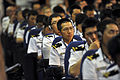 US Navy 100609-N-8273J-296 Sailors from the Japan Maritime Self-Defense Force attend the 2010 Japan-U.S. Junior Officers Symposium at Joint Base Pearl Harbor-Hickam.jpg