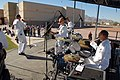 US Navy 111019-N-YW409-012 he U.S. Navy Band Southwest Destroyers competes against The Army Band during the 62nd annual Battle of the Bands at Fort.jpg