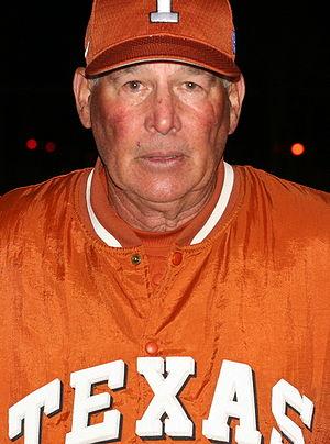 Texas Longhorns baseball - Augie Garrido
