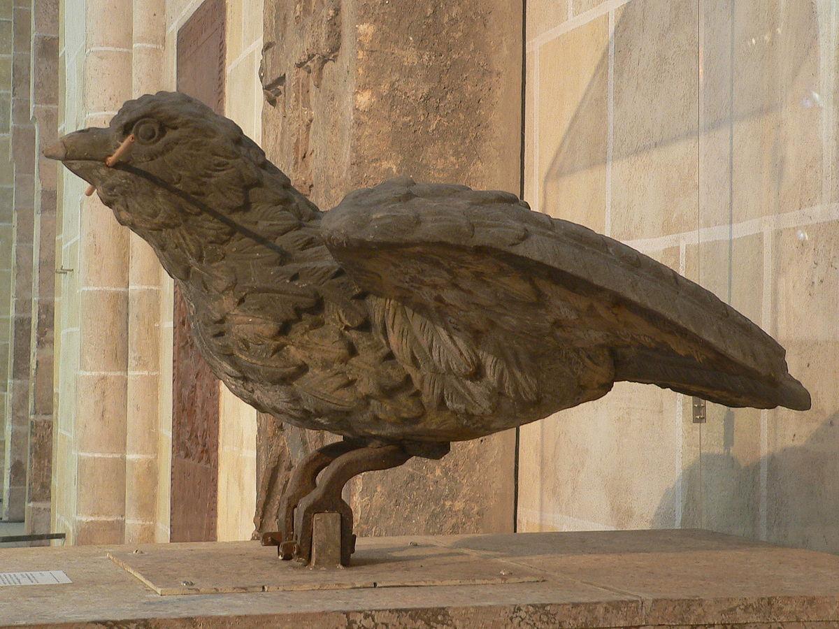 Ulm Sparrow - Wikipedia