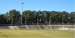 Undercliffe, New South Wales -  Velodrome, Waterworth Park